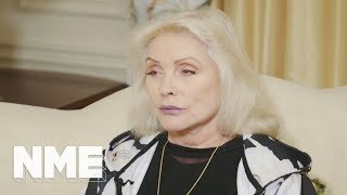 Debbie Harry Talks About Her Extraordinary New Memoir 'Face It'