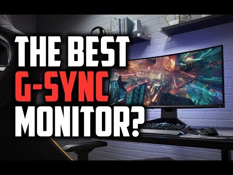 Alienware AW3418DW Review – The Best G-Sync Monitor in 2018