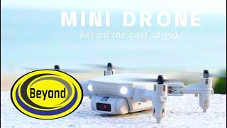 Drone 4k HD wide angle camera wifi fpv drone height keeping drone. link in description below.