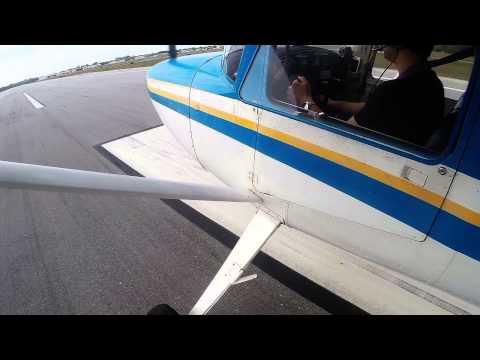 STOL Cessna 150 Taildragger