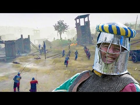 Using real medieval techniques in Mordhau