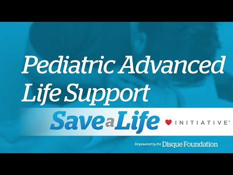 1a. Introduction to PALS, Pediatric Advanced Life Support (PALS ...