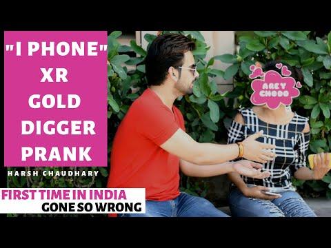 Gold Digger Prank India 2019 Gone Wrong    Pranks In India    Pranks 2019    Harsh Chaudhary
