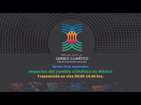 Impactos del cambio climático en México