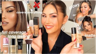 BEST AND WORST FOUNDATIONS FOR ACNE PRONE SKIN