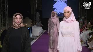 Mariyan Suleymanova - Dubai Modest Fashion Week 2019