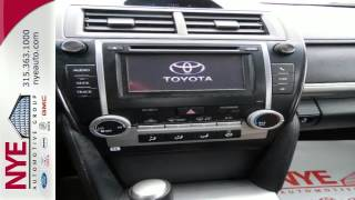 preview picture of video '2012 Toyota Camry Oneida NY Utica, NY #BT5189 - SOLD'