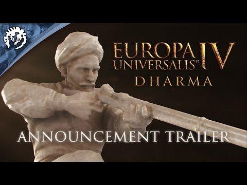 Europa Universalis IV: Dharma - Announcement Trailer thumbnail