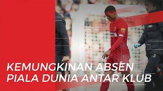 Cedera saat Pertandingan Lawan Watford, Wijnaldum Dipastikan Absen di Piala Dunia Klub
