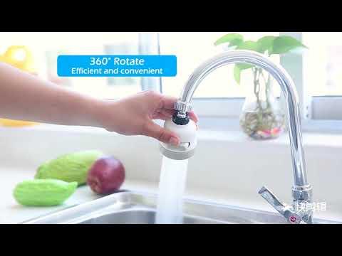 Flex 360 Sprayer Water Extender-Flexible Water Faucet