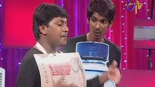 Jabardasth - Dhana Dhan Dhanraj Performance On 20th June 2013