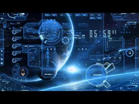 Download My Rainmeter Theme How To Install A Skin Video 3GP Mp4 FLV