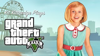 Kit Kittredge plays Grand Theft Auto V