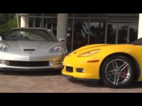 Lou Bachrodt Chevy - Corvette Video