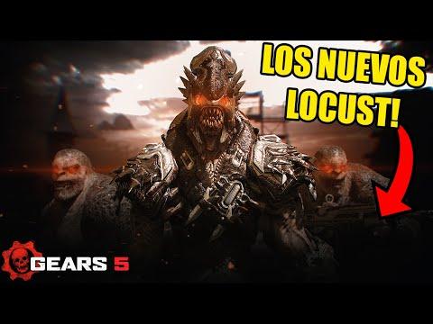 EL NUEVO KANTUS FILTRADO Y LOS LOCUST QUE LLEGAN A GEARS 5!!! *ÉPICO*