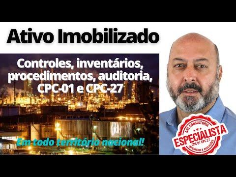 Controle do Ativo Imobilizado - Procedimentos, controles, auditoria... Consultoria Empresarial Passivo Bancário Ativo Imobilizado Ativo Fixo