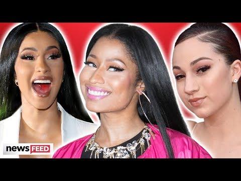 Nicki Minaj, Cardi B & Bhad Bhabie Dropping NEW MUSIC On December 20th?!?