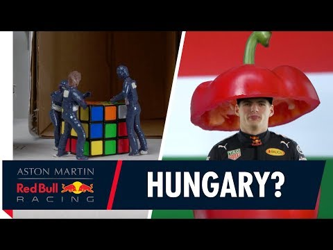 Hungary shrunk down to size | Max Verstappen previews the Hungarian Grand Prix.