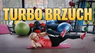 TURBO BRZUCH: trening na brzuch z rozgrzewką! | Codziennie Fit