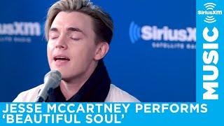 Jesse McCartney performs 'Beautiful Soul'
