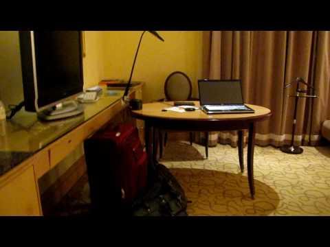 Singapore Fullerton Hotel Room Review
