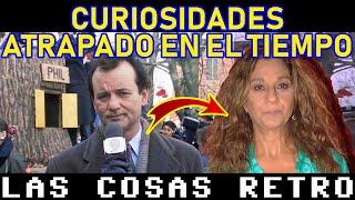 Curiosidades de ATRAPADO en el TIEMPO | El día de la MARMOTA | Sarandonga