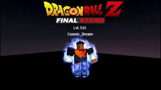 dragon ball z final stand ultra instinct - TH-Clip