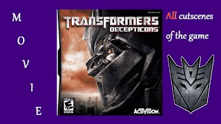 Transformers: Decepticons NDS Game All cutscenes
