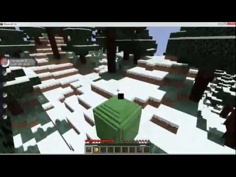 Lets play Pixelmon 1 // Игра в мире пиксельмон часть 1