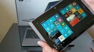 HP Pavilion X2 10 n102ng Leider mit Windows 10 in der 64Bit Version