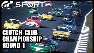 GT Sport - Clutch Club Championship - Round 1