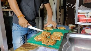 Ninja Level Sandwich Cutting | Super Fast Hands | Indian Street Food