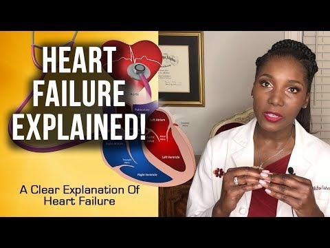 Hipertenzív szívbetegség komplikációk