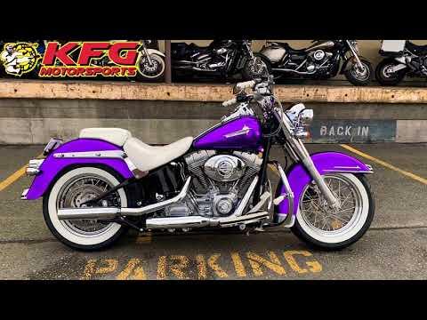 2006 Harley-Davidson Heritage Softail® in Auburn, Washington - Video 1