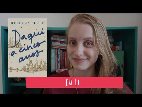 DAQUI A CINCO ANOS | Livros e mais #372
