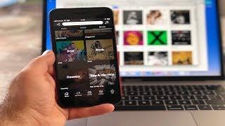 IPhone'na Müzik İndir Sınırsız Ve Paylaş  / IPhone'a Ücretsiz Müzik İndir
