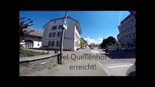 preview picture of video 'Weg zur Hypnose Praxis Liestal Basel'