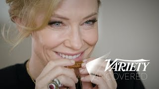 Cate Blanchett On Cannes 2018, Harvey Weinstein & Carol, And A Harmonica Solo