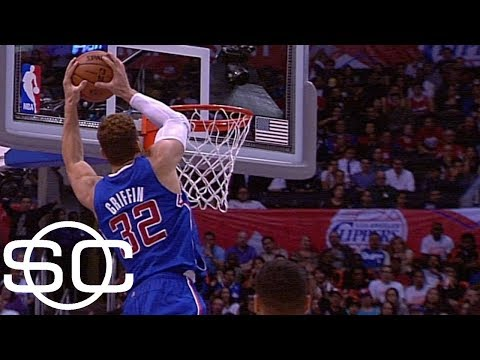 Best plays of Blake Griffin's career with the Clippers | SportsCenter | ESPN