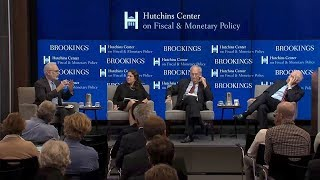 Panel Discussion- Daniel Tarullo: From law professor to Federal Reserve Governor