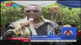 KTN Leo Wikendi taarifa kamili na Lofty Matambo - 25/2/2017