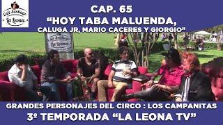 LALEONA TV CAP- 66 - 3° TEMPORADA - 2016