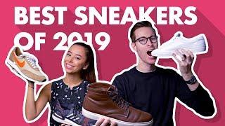 Top 5 Mens Sneakers Of 2019