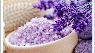 Homemade Bath Salts/ Lavender Bath Salt/ Bubbling Bath Salt