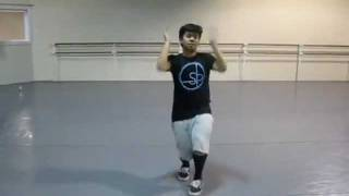 Chonique Sneed - Pop Drop & Roll Choreography