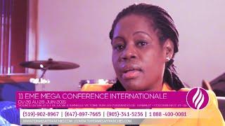 Témoignage 11ème Conférence Internationale
