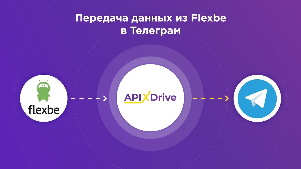 Как настроить выгрузку данных из Flexbe в виде уведомлений в Telegram?