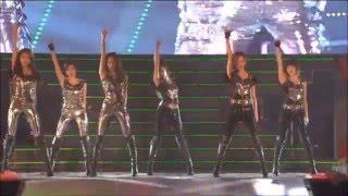 SNSD - Beautiful Stranger @2011 Girls' Generation Tour in Seoul