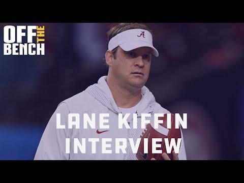 Lane Kiffin Interview