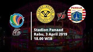 Link Live Streaming MNCTV Piala AFC 2019, Ceres Negros Vs Persija, Pukul 18.00 WIB